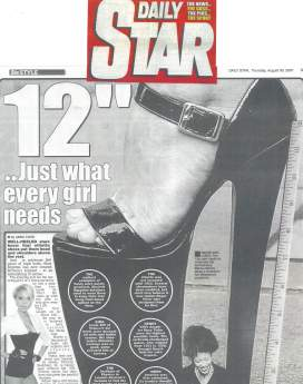 Shoe Express - 'Anniversary of the High Heel'