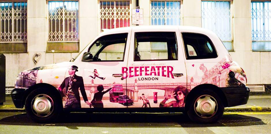 Beefeater - 24 hour press trip
